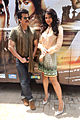 Anil Kapoor,Sameera Reddy at Tezz promotional bus ride (3).jpg