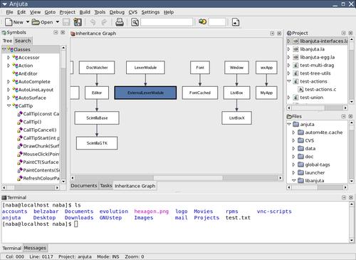 entorno de desarrollo integrado wikipedia la
