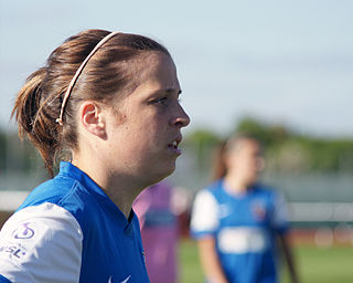 Ann-Marie Heatherson Association footballer