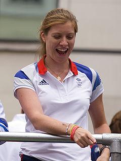 Anna Bentley British fencer