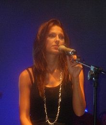 Anna Tatangelo nel 2009