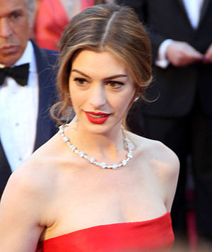 Anne Hathaway at the 83rd Academy Awards