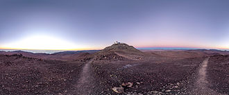 Humidity - Paranal Observatory on Cerro Paranal in the Atacama Desert is one of the driest places on Earth.