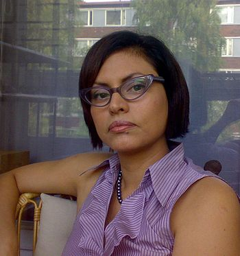 Tanya Tynjälä, a Peruvian science fiction and ...
