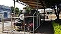 Antiga locomotiva a vapor em Itaúna 01.jpg
