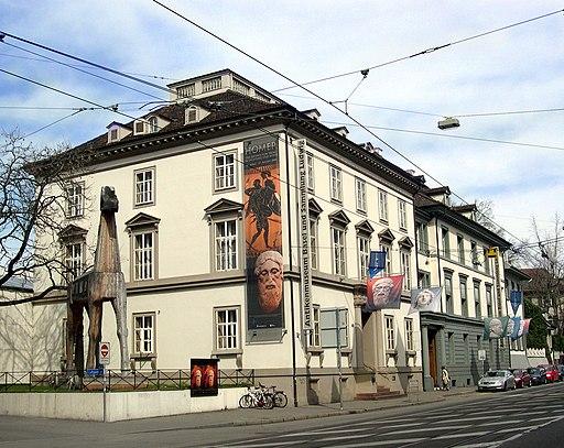 Antikenmuseum und Sammlung Ludwig