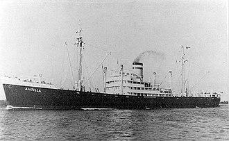 SS Antilla (1939) - Image: Antilla