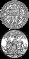 Anton Scharff Medaille Landwirtschaftlicher Verein Berndorf NÖ (1885).png