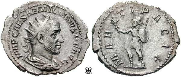 Antoninianus Aemilianus-RIC 0015