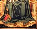 Antonio vivarini, madonna in trono col bambino e due angeli, 1449-50, 04.JPG
