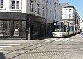 Antwerpen - Antwerpse tram, 23 juli 2019 (063, Wolstraat).JPG