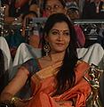 Anu Choudhury at the 25th Odisha State Film Awards ceremony.jpg