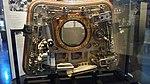 Apollo 11 Command Module hatch at Space Center Houston 2017.jpg