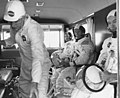 Apollo 11 astronauts in van following Countdown Demonstration Test (48286344366).jpg