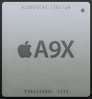 Apple A9X - Apple A9X chip