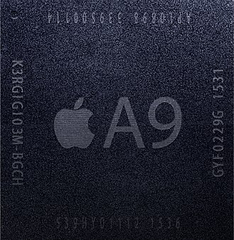 Apple A9 - Apple A9 processor