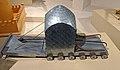 Arab armored 14th century battering ram, reconstructed model.jpg
