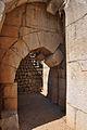 Arch in Castle Nimrod (7756154324).jpg