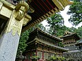 Architectural Detail - Toshogu Shrine - Nikko - Japan - 02 (48042221886).jpg
