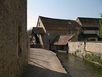 Argences - Image: Argences moulin de la Porte