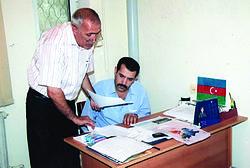Arif Məmmədli, Araz Yaquboğlu.JPG
