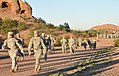 Arizona Guard culminates Suicide Prevention Month with Ruck for Life march 140930-F-GD917-008.jpg
