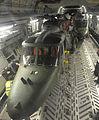 Army Lynx 9A Onboard a C17 Transport Aircraft MOD 45151420.jpg