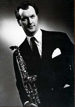 Arne Domnérus - Arne Domnérus in the early 1950s