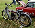Arno Motor Co. vintage motorcycle at Hatfield Heath Festival 2017.jpg