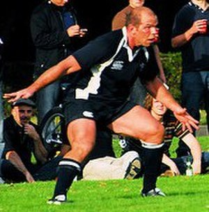 Anton Oliver - Playing for Oxford