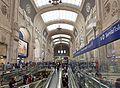 Arrival hall, Milano Centrale station, wide view.jpg