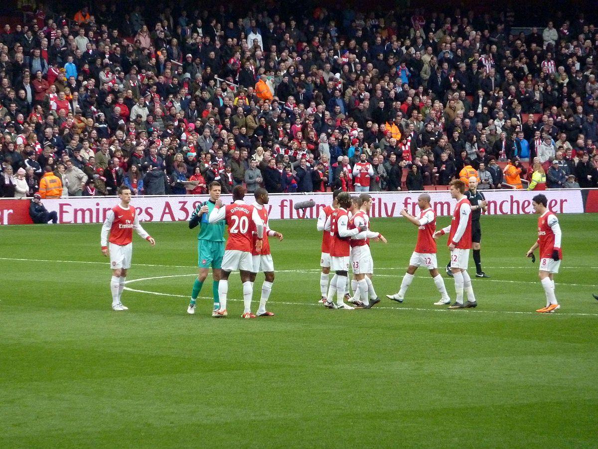 Arsenal Wikipedia: Arsénal F.C.