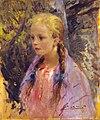 Artgate Fondazione Cariplo - Ziveri Umberto, Bambina.jpg