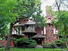 Arts And Crafts Tudor Home In The Buena Park Historic District Uptown Chicago