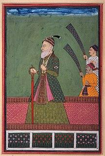 Nizam-ul-Mulk, Asaf Jah I 18th-century Nizam of Hyderabad