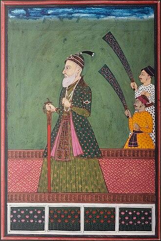 Nizam-ul-Mulk, Asaf Jah I - Nizam-ul-Mulk