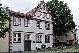 Erbsengasse in Aschaffenburg