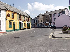 Askeaton - The Square