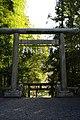 Aso-jinja (Hamura) Torii4 SouthSandou.jpg