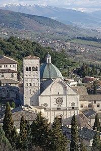 Assisi San Rufino BW 5.JPG