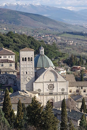 Roman Catholic Diocese of Assisi-Nocera Umbra-Gualdo Tadino - Assisi Cathedral