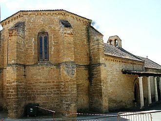 María de Padilla - Real Monasterio de Santa Clara en Astudillo (Palencia) founded by María de Padilla