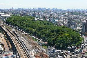 Kita, Tokyo - Asukayama Park in Ōji, Kita, Tokyo