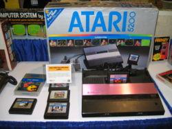 Atari 5200 system and controller