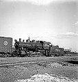 Atchison, Topeka, and Santa Fe, Locomotive No. 753 with Tender (15084007573).jpg
