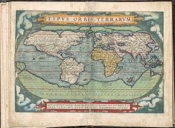 Abraham Ortelius: Theatrum Orbis Terrarum