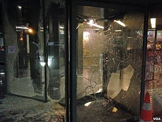Controversies during the Turkish general election, November 2015 - Aftermath of the attacks on the Hürriyet newspaper headquarters in early September 2015