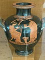Attic red-figure vase, 450 BC, AM Fira, 176780.jpg
