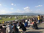 Audiences at the 22nd FAI World Hot Air Balloon Championship 4.jpg