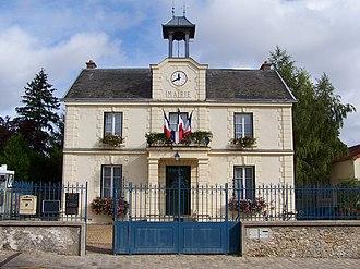 Auffargis - Town hall